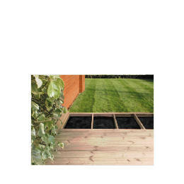 Garden Inspirations Home Delivery Deck Pack (3.6m x 3.6m) Reviews