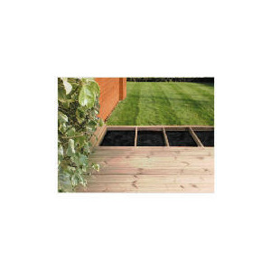 Photo of Garden Inspirations Home Delivery Deck Pack (3.6M X 3.6M) Garden Furniture