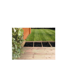 Garden Inspirations Home Delivery Deck Pack (2.4m x 3.6m) Reviews