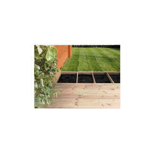 Photo of Garden Inspirations Home Delivery Deck Pack (2.4M X 3.6M) Garden Furniture