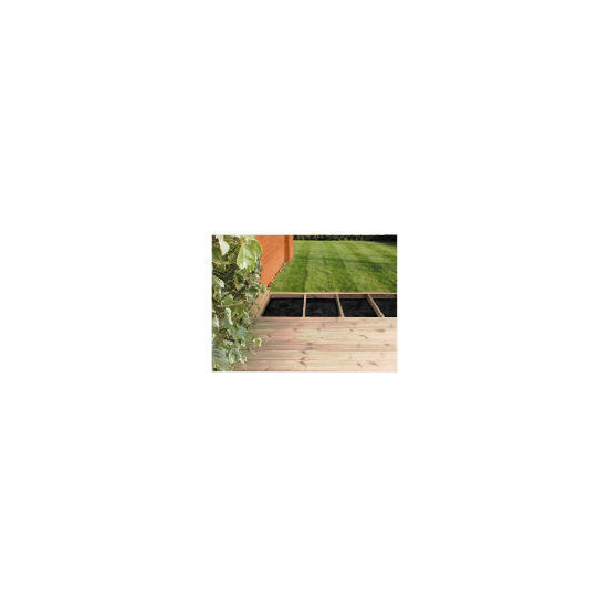 Garden Inspirations Home Delivery Deck Pack (2.4m x 3.6m)