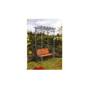 Photo of Wrenbury Seat Arbour Garden Furniture