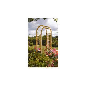 Photo of Rowlinson Round Top Arch Garden Furniture