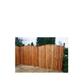 Vertical Close Board Fencing x5 Reviews