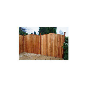 Photo of Vertical Close Board Fencing X5 Garden Furniture