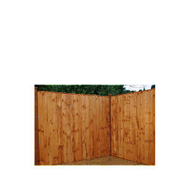 Vertical Feather Edge Fencing x5 Reviews