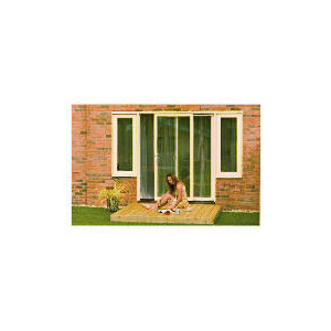 Photo of Garden Inspirations Softwood Deck Kit 2M X 2M Garden Furniture