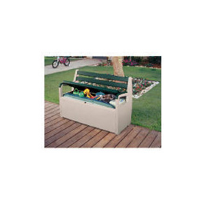 Photo of Bench Box Household Storage