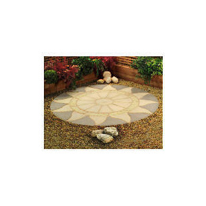 Photo of Sunstone Circle Patio Kit Garden Equipment