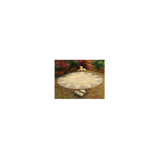 Sunstone Circle Patio Kit