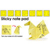 Photo of Origami Sticky Notes Gadget