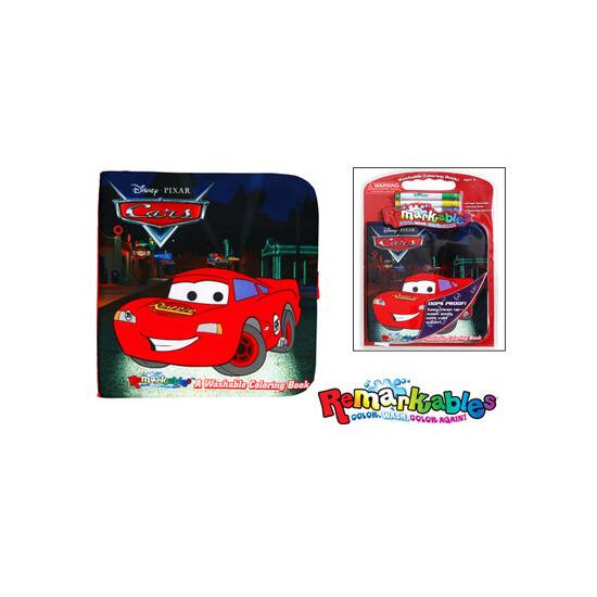 Disney Pixar Cars - Remarkables