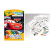 Photo of Crayola - Disney Cars Colour By Numbers Toy