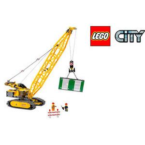 Photo of Lego City - Crawler Crane 7632 Toy
