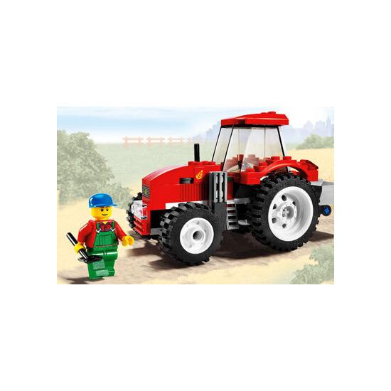 Lego City - Tractor 7634