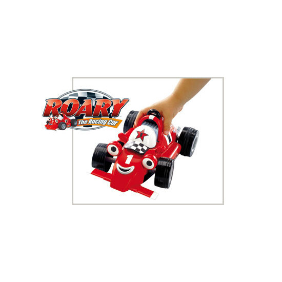 Roary the Racing Car - Turbo Talking Roary