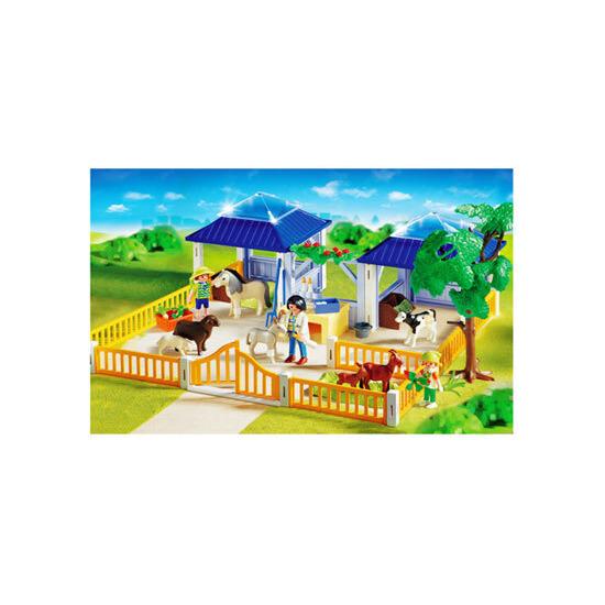 Playmobil - Animal Nursery 4344