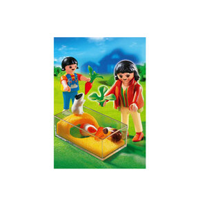 Photo of Playmobil - Guinea Pig Pen 4348 Toy