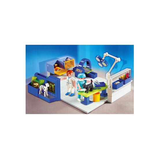 Playmobil - Vet Operating Room 4346