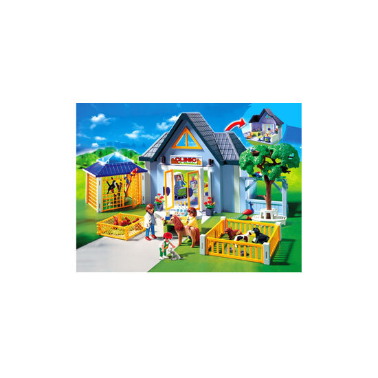 Playmobil - Animal Clinic 4343