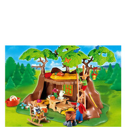 Playmobil - Bunnies Treehouse 4460 Reviews