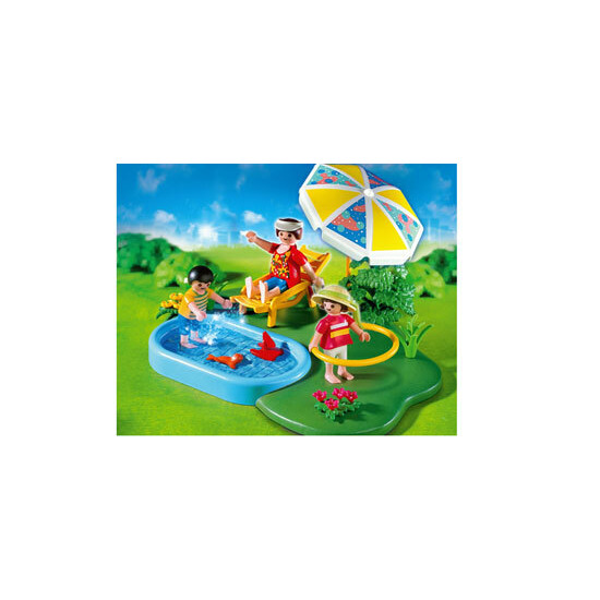 Playmobil - Wading Pool Compact Set 4140