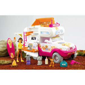 Photo of Animal Hospital Down Under - Camper Van Recovery Toy