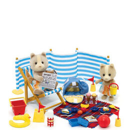 Sylvanian Families - Day at the Seaside Set Reviews