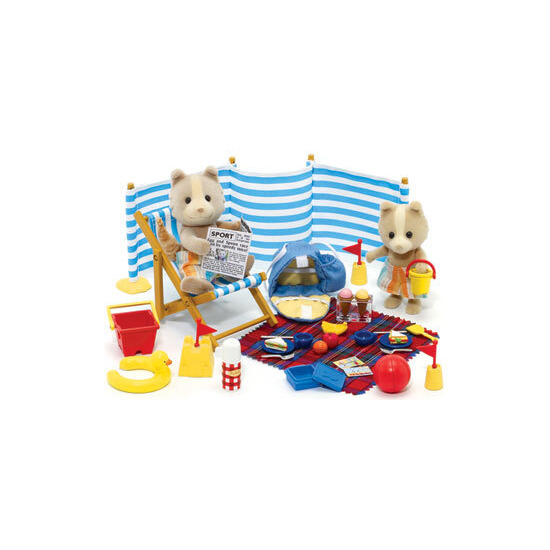 Sylvanian Families - Day at the Seaside Set