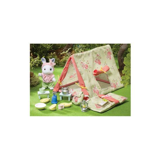 Sylvanian Families - Ingrid's Camping Set