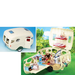Sylvanian Families - The Caravan Reviews