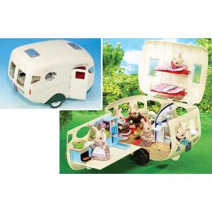 Photo of Sylvanian Families - The Caravan Toy