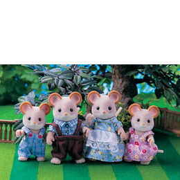 Sylvanian Families - Maces Mouse Family Reviews