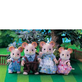 Sylvanian Families - Maces Mouse Family Reviews