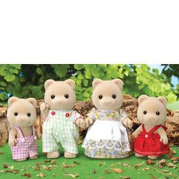 Sylvanian Familes - Honey Bear Family Reviews
