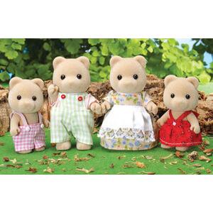 Photo of Sylvanian Familes - Honey Bear Family Toy