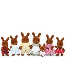 Sylvanian Families - Celebration Brown Rabbits Family Reviews