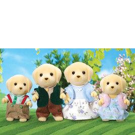 Sylvanian Families - Golden Labrador Family Reviews