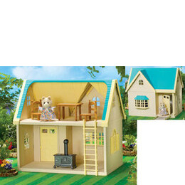 Sylvanian Families - Applewood Cottage Reviews