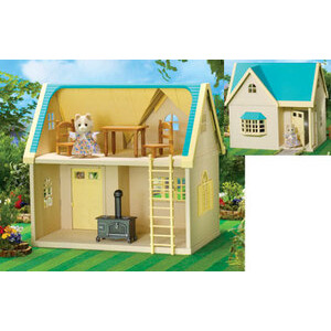 Photo of Sylvanian Families - Applewood Cottage Toy