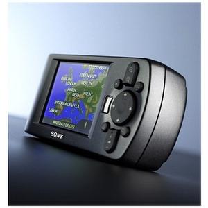Photo of Sony NVX P1 GPS Satellite Navigation