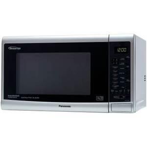 Photo of Panasonic NN-CT766MBPQ Microwave