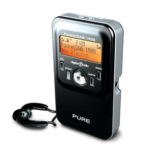 Photo of Pure PocketDAB 1500 Radio