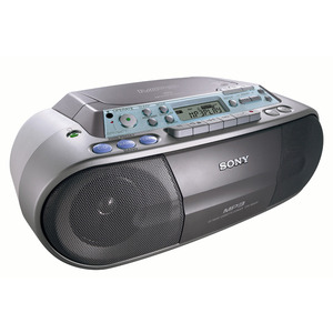 Photo of Sony CFDS03CP CD Player