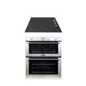 Photo of Belling XOU594S & CRS60 Cooker