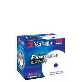 Verbatim CD-R 80MIN DATALIFE PLUS Reviews