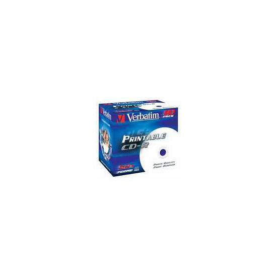 Verbatim CD-R 80MIN DATALIFE PLUS