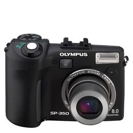 Olympus SP-350 Reviews