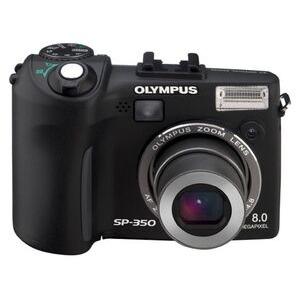 Photo of Olympus SP-350 Digital Camera