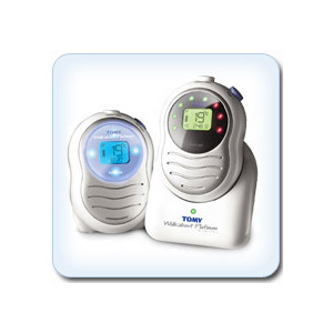 Photo of Tomy Walkabout Platinum Digital Baby Monitor